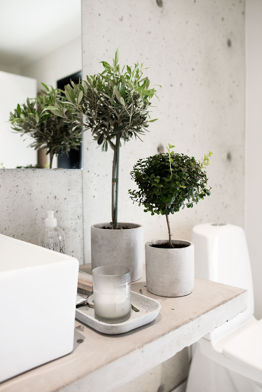Most Beautiful Bathrooms In The World: 10x The Most Beautiful Bathrooms With Concrete