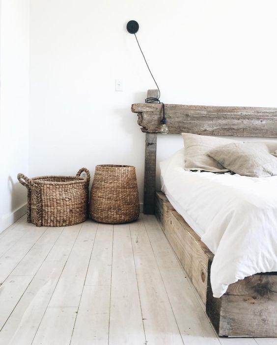 Top Zo combineer je je houten vloer met houten meubels - Alles om van #HW76