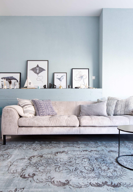 5 prachtige neutrale kleuren voor op de muur die niet wit zijn ...