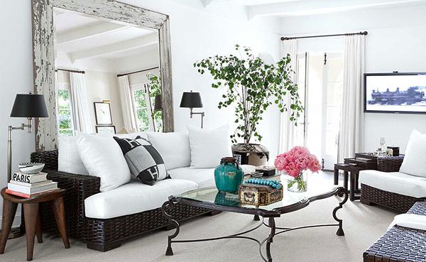 10 tips om je kleine huis groter te doen lijken - Alles om van je ...
