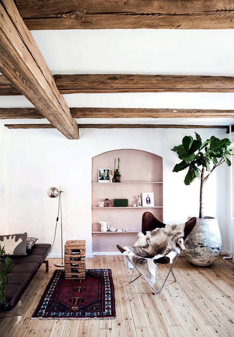 Zo combineer je oudroze in je interieur - Alles om van je huis je ...