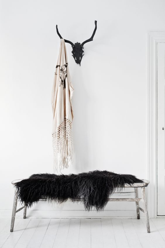Stunning Gemutlichkeit Zu Hause Strick Woll Fellmobel Decken ...