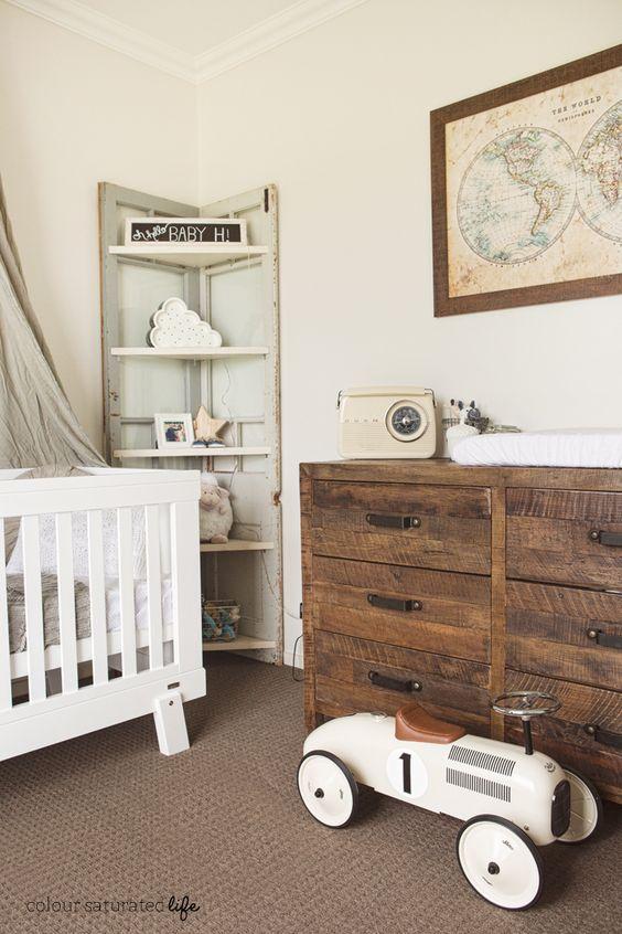 industriële babykamer - alles om van je huis je thuis te maken, Deco ideeën