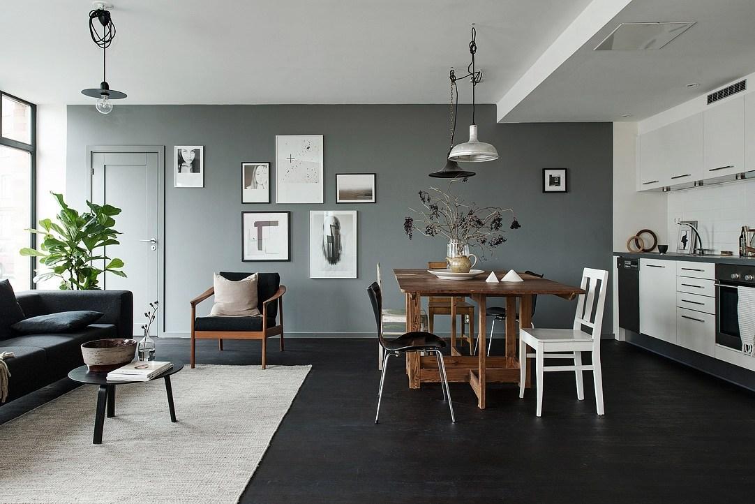 Slaapkamer Zwart Grijs : 5 tips voor een donkere vloer alles om van je huis je thuis te