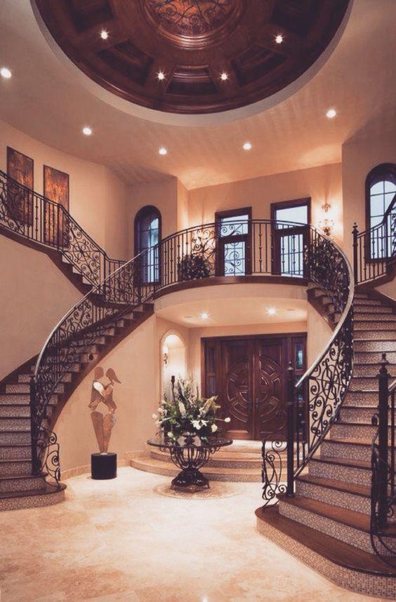 De 10 mooiste droomhuizen over de hele wereld alles om van je huis je thuis te maken - Spiegel barokke thuis van de wereld ...