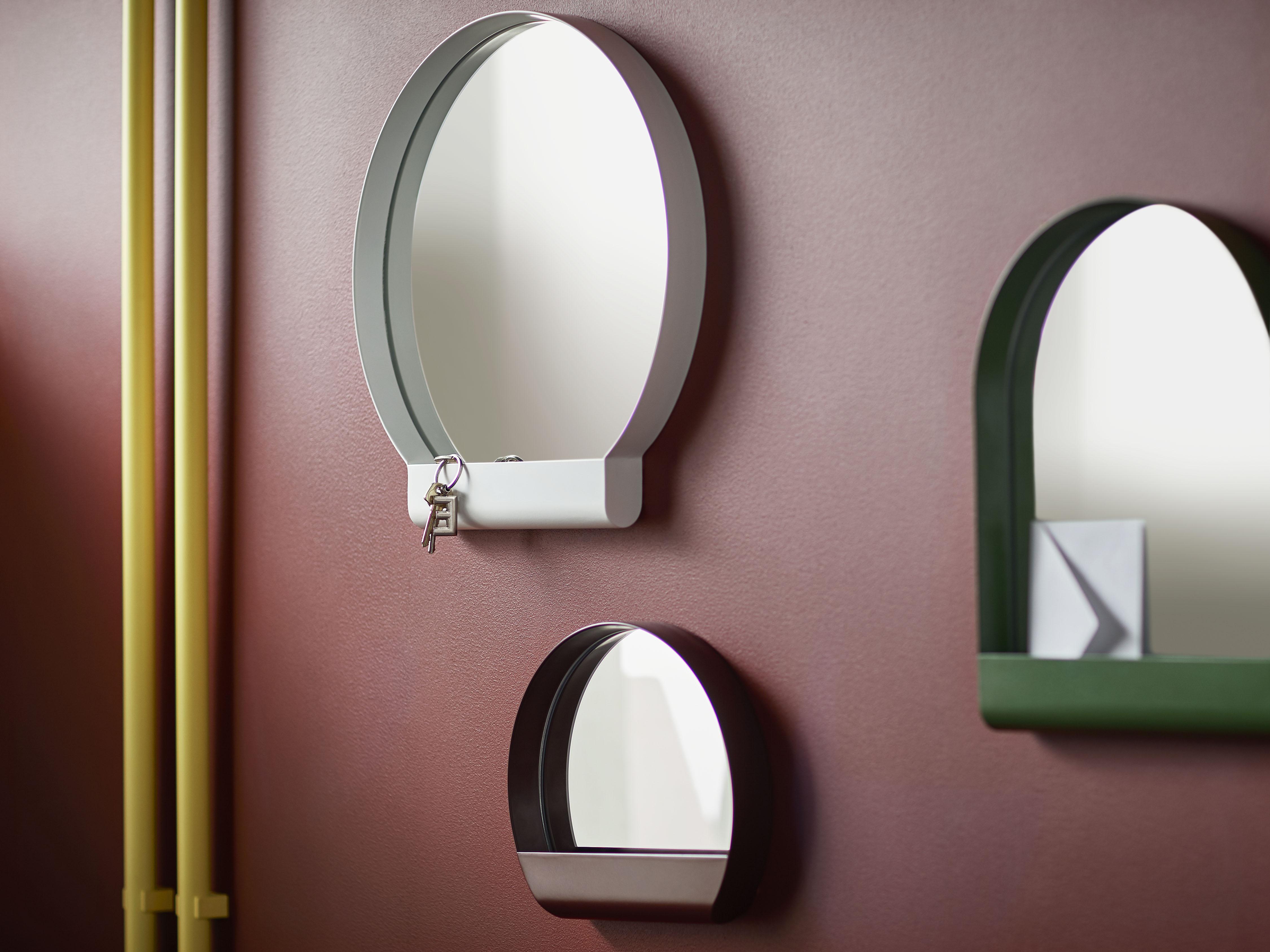Ikea Spiegel Groot : Grote ronde spiegel ikea