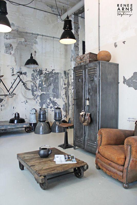 Shop the look: industriële woonstijl - Alles om van je huis je ...