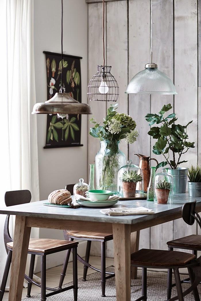 Trend: Botanisch wohnen - Alles was du brauchst um dein Haus in ein ...