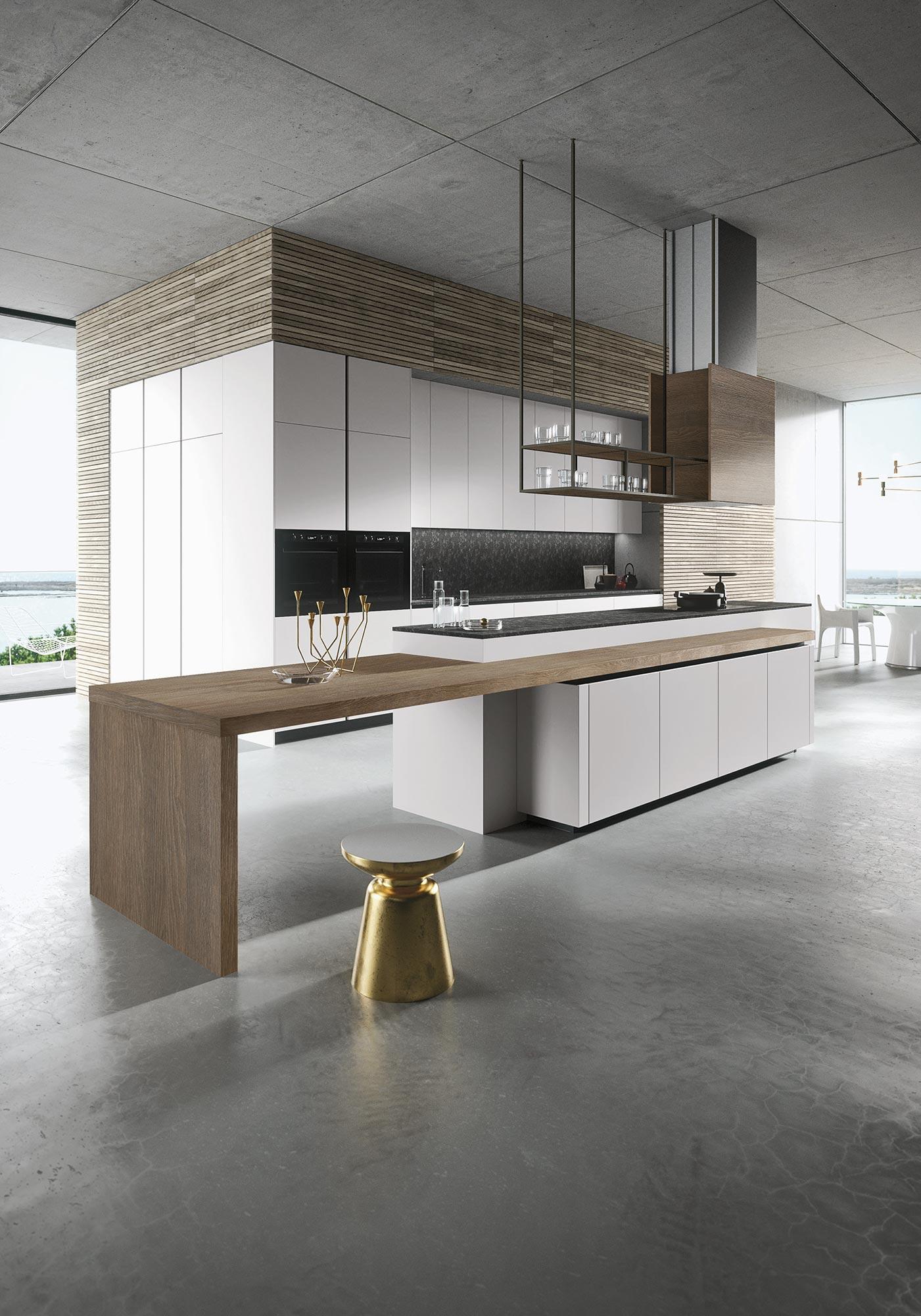 10x de mooiste moderne keukens alles om van je huis je thuis te maken Kitchen backsplash ideas singapore