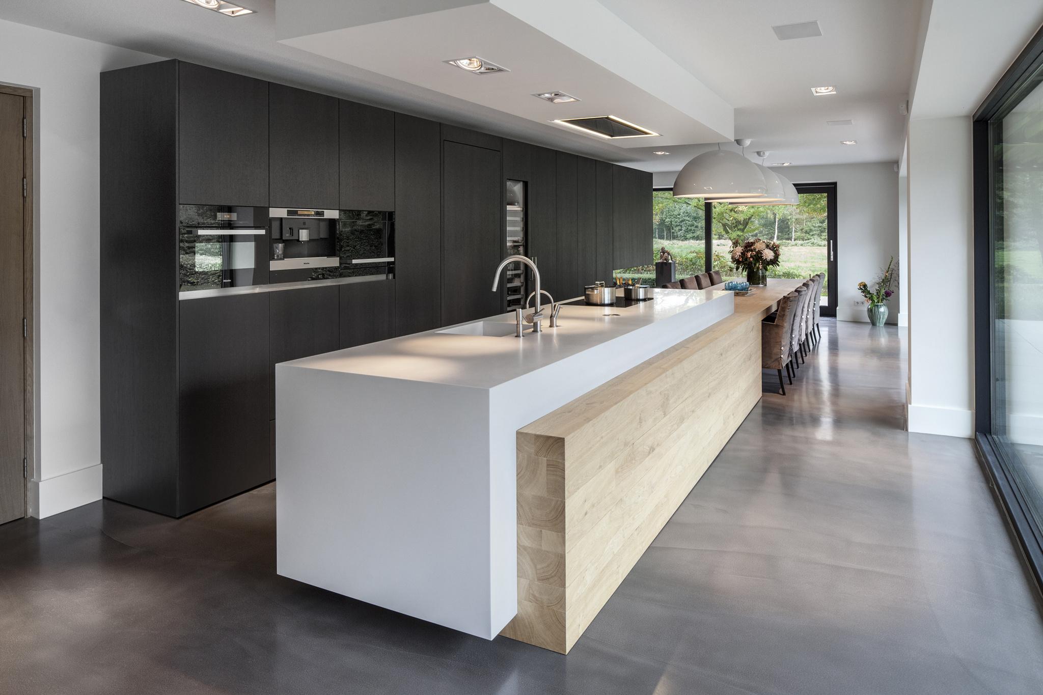 Moderne Keuken Lampen : De mooiste moderne keukens alles om van je huis je thuis te