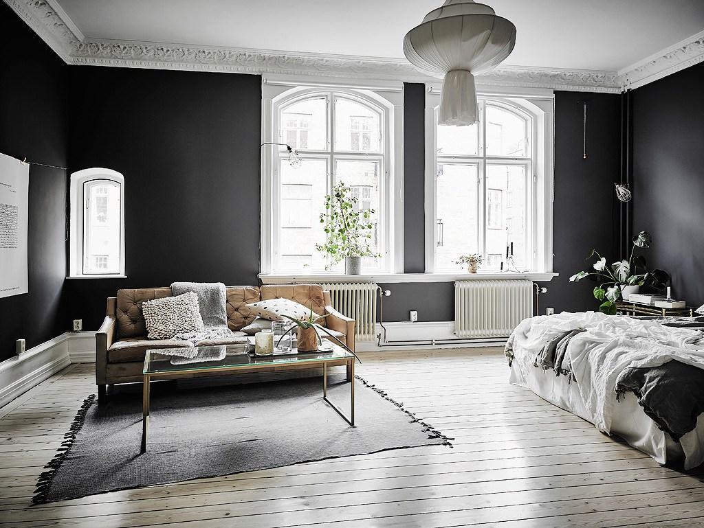 5 manieren om zwart toe te voegen aan je interieur - Alles om van je ...