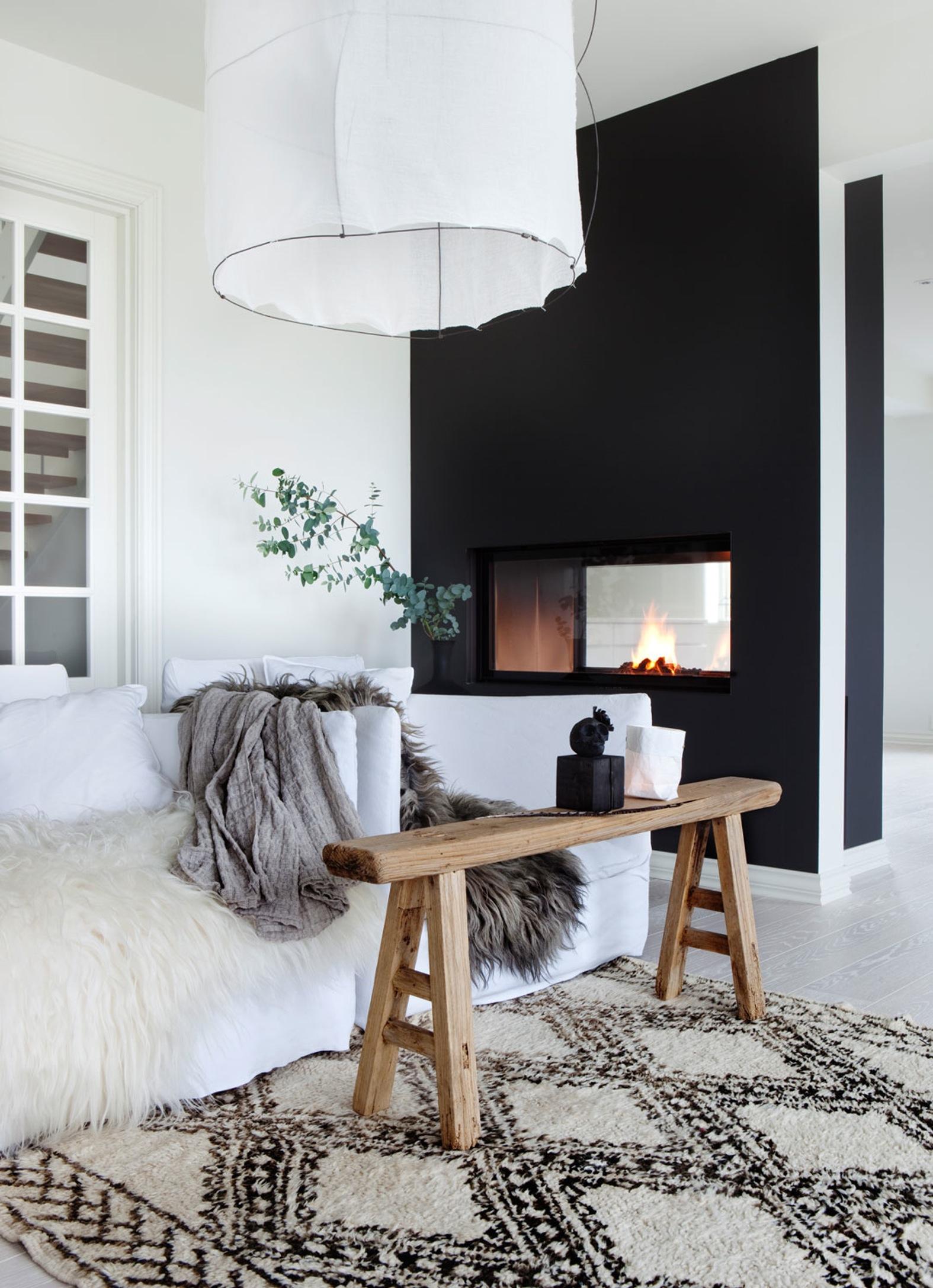 5 manieren om zwart toe te voegen aan je interieur alles om van je huis je thuis te maken - Deco eigentijds design huis ...